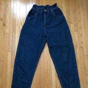 Zara Paper Bag Jeans